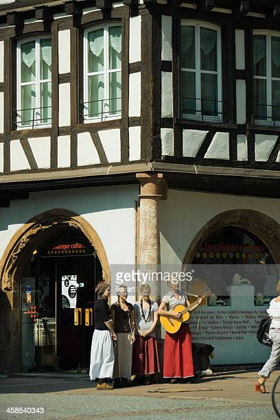 shorus - german culture stock pictures, royalty-free photos & images