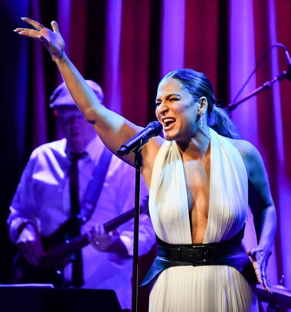 CA: Shoshana Bean Live At The Bourbon Room Hollywood