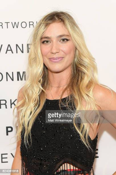 Shoshana Bush attends Freedom United Foundation presents Art with a Cause on July 27 2017 in Los Angeles California