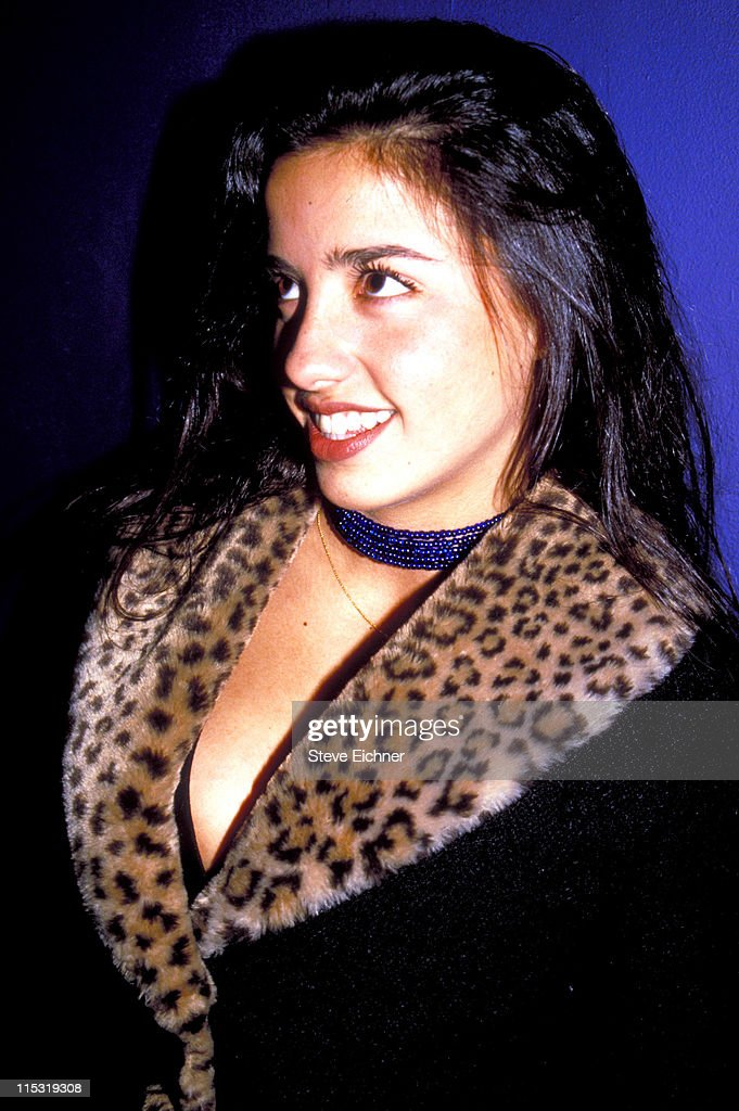 Shoshanna Lonstein at Club USA - 1994