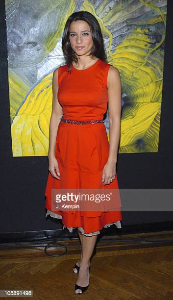 Shoshanna Lonstein Gruss during Charlotte Ronson Fall 2006 Presentation at National Arts Club in New York City New York United States