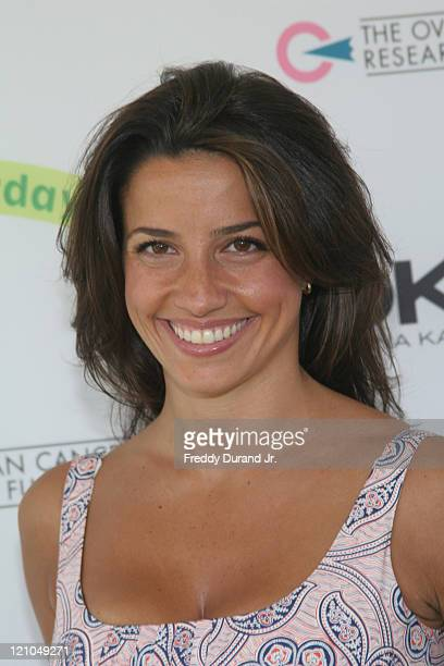 Shoshanna Lonstein Gruss during InStyle Magazine Present Super Saturday 9 at Nova's Art Project in Water Mill NY United States