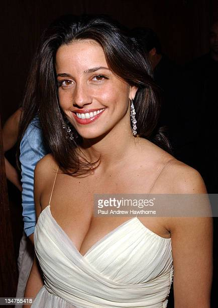 Shoshanna Lowenstein during 6th Annual Benefit for Love Heals '50 Fabulous Females' at Marquee in New York City New York United States