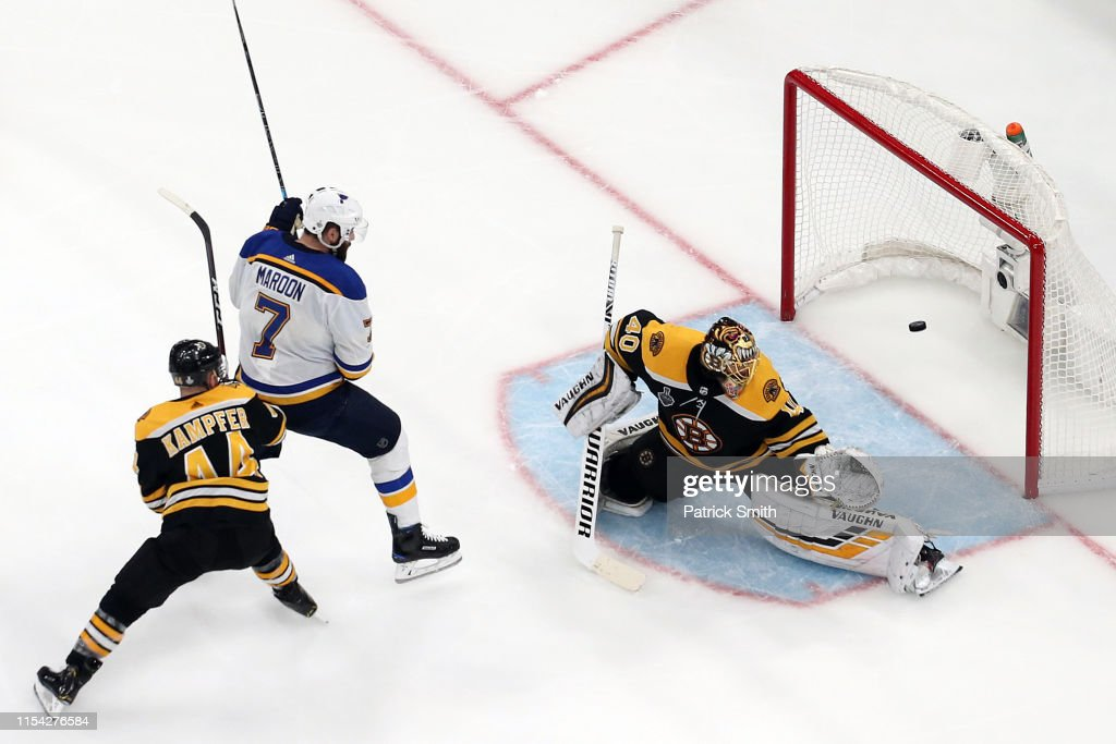 2019 NHL Stanley Cup Final - Game Five : Nachrichtenfoto