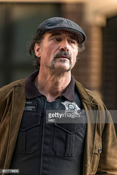 D A Shot Heard Around The World Episode 408 Pictured Elias Koteas as Alvin Olinsky