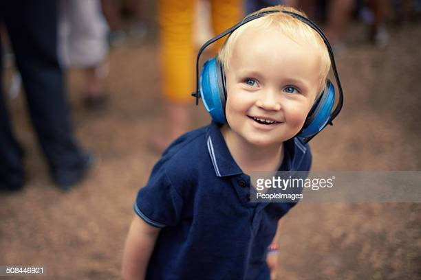 here to have fun along with everyone else - ear protection stock pictures, royalty-free photos & images