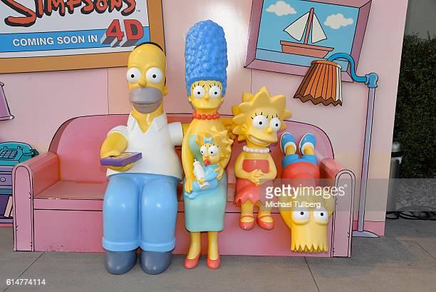 Bart simpson photos et images de collection getty images - Marge simpson et bart ...