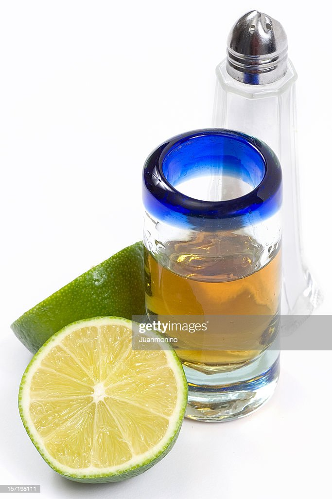Shot of tequila 02 : Stock Photo