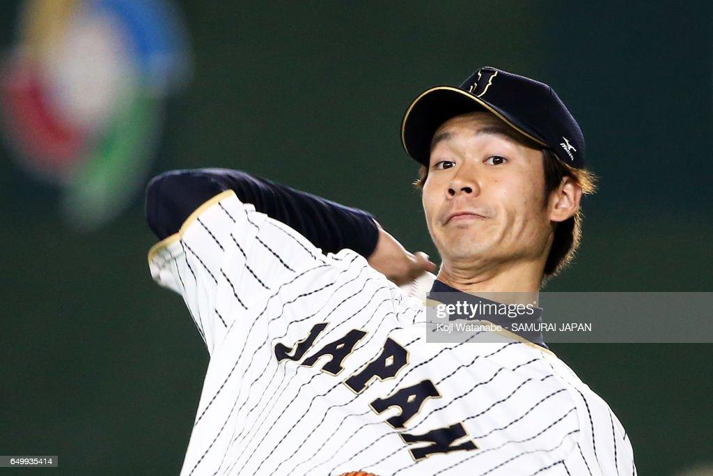 JPN: World Baseball Classic - SAMURAI JAPAN Practice Day