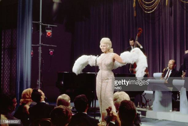 ONES 'Show A' Episode 1 Aired Pictured Jazz singer Peggy Lee