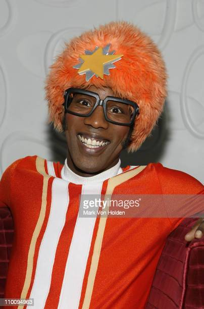 """Show actor DJ Lance Rock attends the """"Yo Gabba Gabba!"""" Licensing Summit Dinner at Spotlight Live, with creative team and talent joining licensing..."""