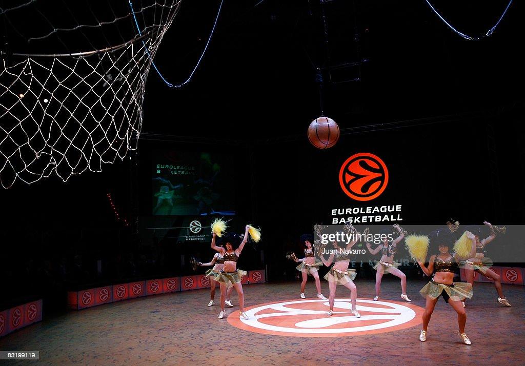 euroleague basketball final four final presentation press