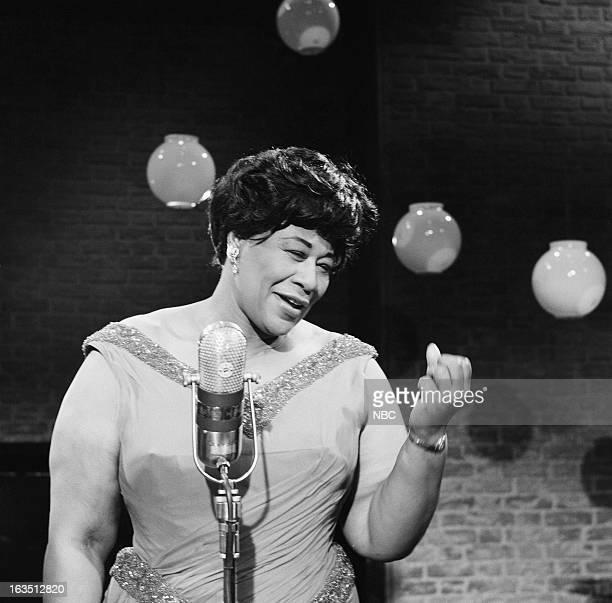 ONES 'Show B' Episode 102 Pictured Jazz singer Ella Fitzgerald