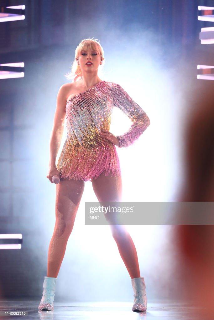 "NV: NBC's ""2019 Billboard Music Awards"" - Roaming"