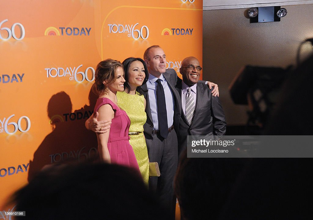 "The ""TODAY"" Show 60th Anniversary Celebration"