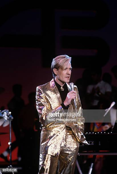 BANDSTAND Show Coverage 12/9/82 Martin Fry on the ABC Television Network dance show American Bandstand