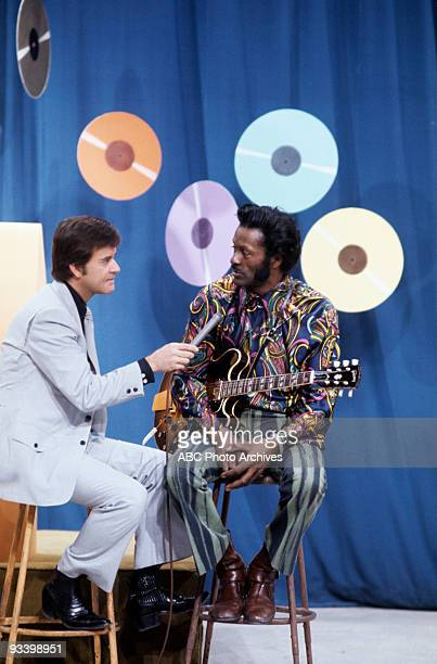 BANDSTAND 'Show Coverage' 1969 Dick Clark Chuck Berry