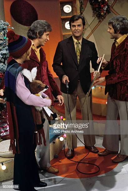 BANDSTAND 'Show Coverage' 1969 Kathy Garver Bobby Hart Dick Clark Tommy Boyce