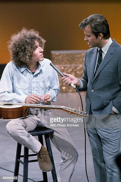 BANDSTAND 'Show Coverage' 1969 Tim Buckley Dick Clark