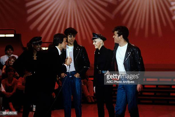 BANDSTAND Show Coverage 2/10/83 Dick Clark Wham on the ABC Television Network dance show 'American Bandstand'