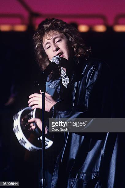 BANDSTAND Show Coverage 3/13/86 Julian Lennon on the Walt Disney Television via Getty Images Television Network dance show American Bandstand