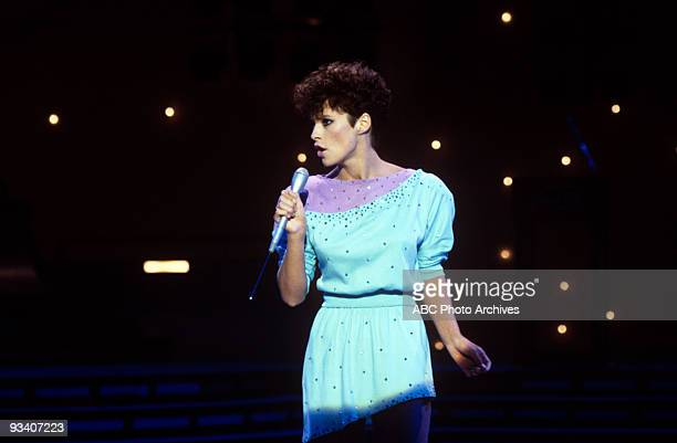 BANDSTAND Show Coverage 7/21/83 Sheena Easton on the ABC Television Network dance show 'American Bandstand'