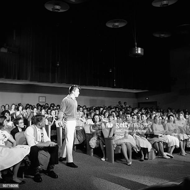 SHOW Show Coverage 8/22/59 Fabian on the ABC Television Network dance show 'American Bandstand'