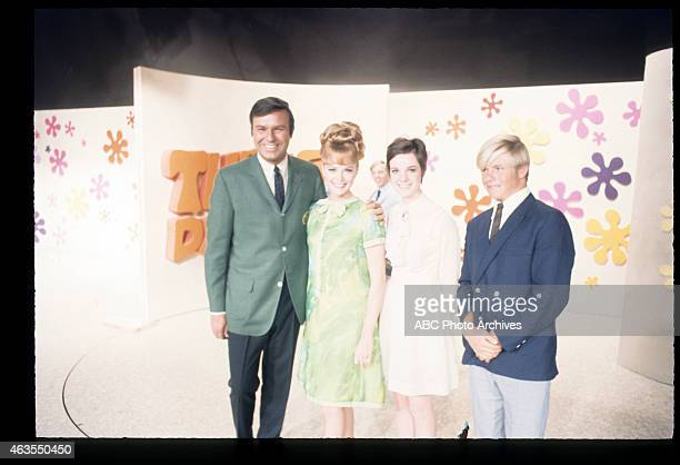 April 30 1968 HOST JIM LANGE JUNE LOCKHART AND