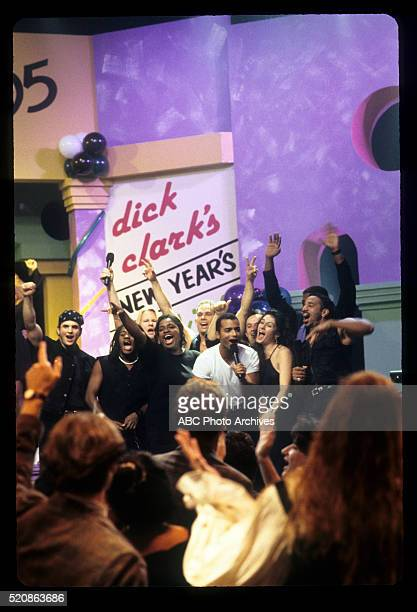 S NEW YEAR'S ROCKIN' EVE Show Coverage Airdate December 31 1994 / January 1 1995 JON SECADA