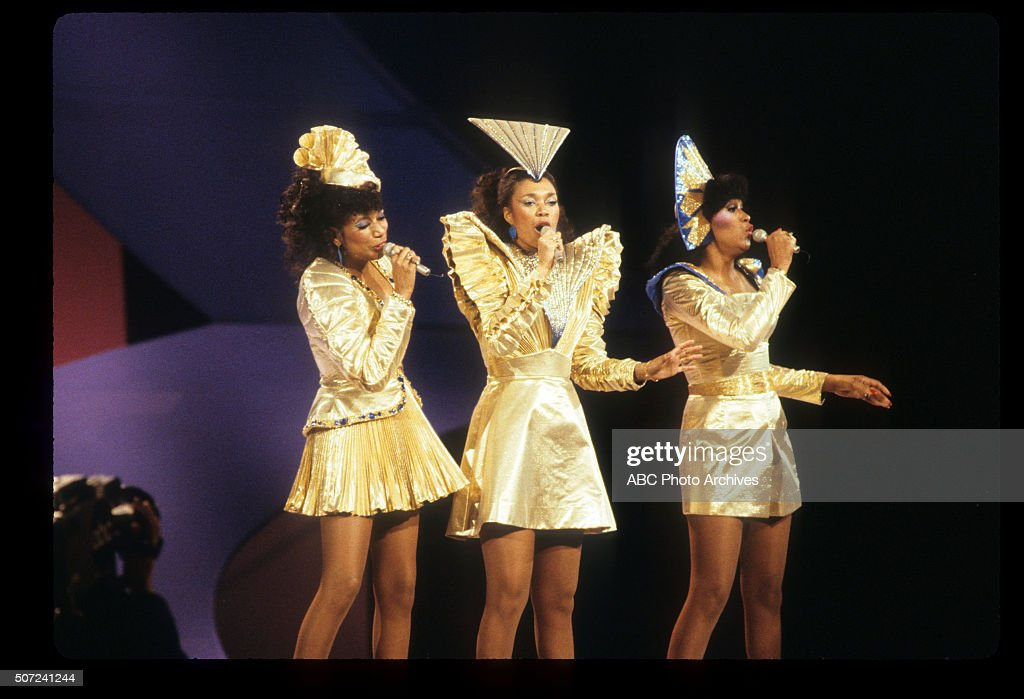 THE POINTER SISTERS : News Photo