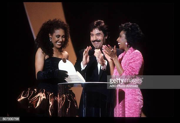 January 30 1989 PRESENTERS TELMA HOPKINS TONY ORLANDO AND JOYCE VINCENT