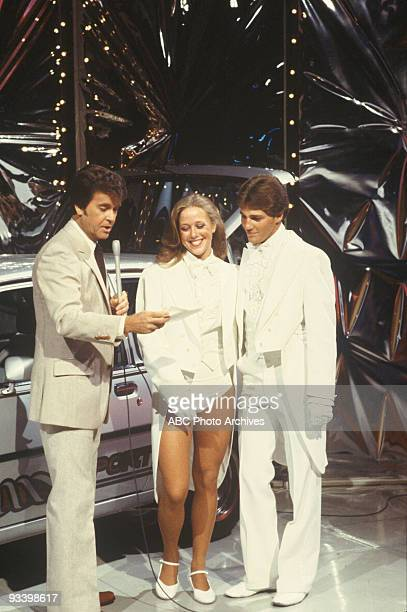 BANDSTAND 'Show Coverage Dance Contest' 1980 Dick Clark Laura Sellers Mark Sellers