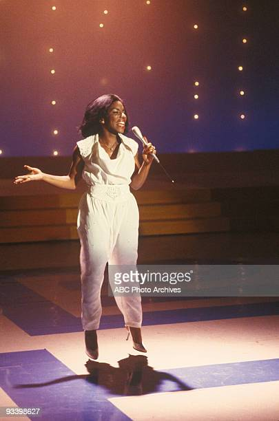 BANDSTAND Show Coverage Dance Contest 1980 Stephanie Mills