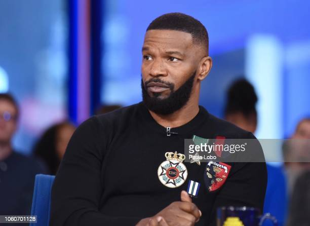 AMERICA Show coverage of Good Morning America on Monday November 12 2018 on Walt Disney Television via Getty Images JAMIE
