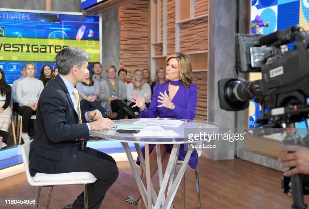 Show coverage of Good Morning America Wednesday November 6 2019 on ABC GMA19 GEORGE