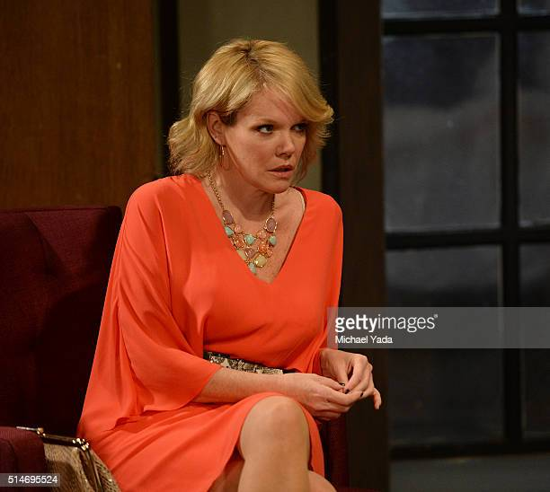 HOSPITAL Show coverage of Walt Disney Television via Getty Images's General Hospital airing the week of March 28 2016 The Emmywinning daytime drama...