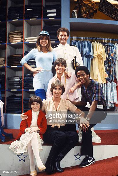 JEANS show coverage shot approx April 20 1981 CLOCKWISE