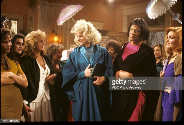 LOVING Show Coverage with Curtis Dave in Drag Shoot Date February 15 1990 SAVAGE