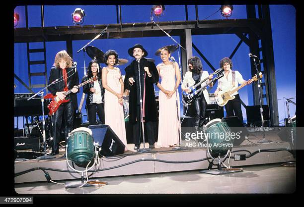 FRIDAYS Show Coverage with Jefferson Starship Shoot Date April 3 1981 TELMA
