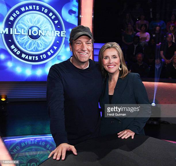 MILLIONAIRE Show #MI10116 Mike Rowe creator and executive producer of Discovery Channel's Emmynominated series Dirty Jobs With Mike Rowe appears as a...
