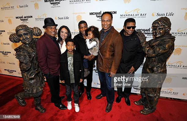 Show performers appear with Tito Jackson Nicole Pantenburg Dylan Edmonds recording artist Kenneth Babyface Edmonds Peyton Edmonds recording artist...