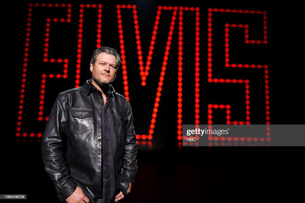 Elvis All-Star Tribute - Season 2018 : News Photo