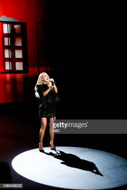 TRIBUTE Show Pictured Carrie Underwood