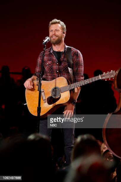 TRIBUTE Show Pictured Dierks Bentley