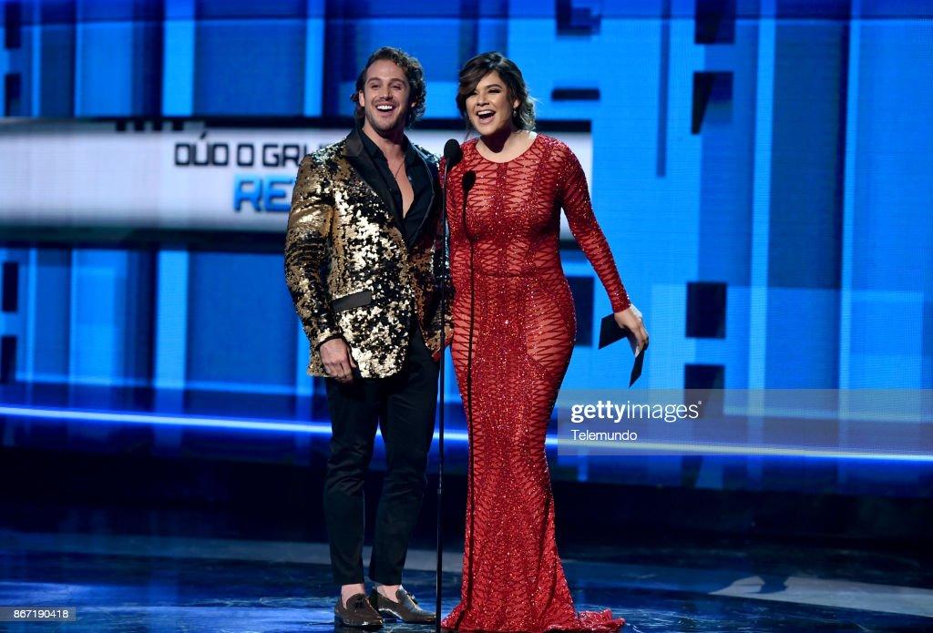 "Telemundo's ""2017 Latin American Music Awards"" - Show"