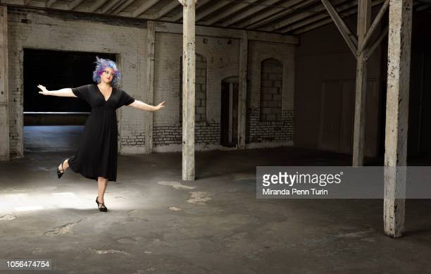Show runner Jenji Kohan is photographed for Variety on July 15 2015 in Los Angeles California PUBLISHED IMAGE