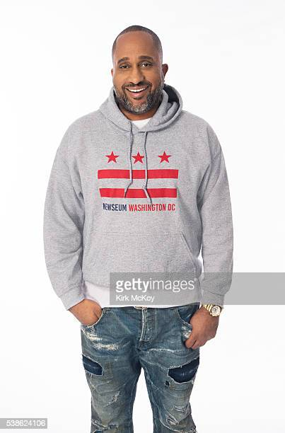 Show runner Kenya Barris is photographed for Los Angeles Times on April 25 2016 in Los Angeles California PUBLISHED IMAGE CREDIT MUST READ Kirk...