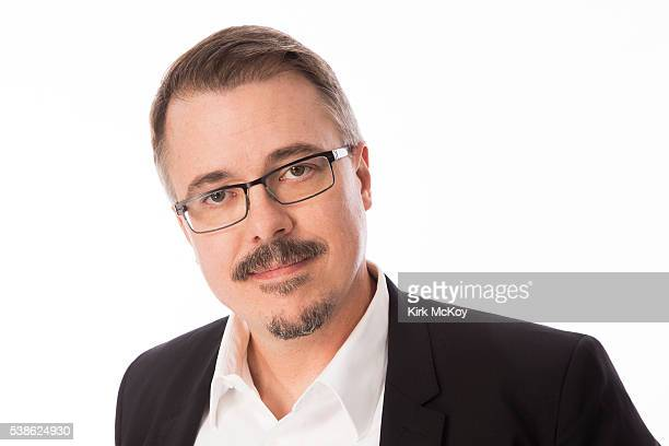 Show runner Vince Gilligan is photographed for Los Angeles Times on April 25 2016 in Los Angeles California PUBLISHED IMAGE CREDIT MUST READ Kirk...