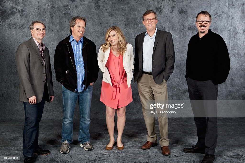 Show-Runners Roundtable, Los Angeles Times, June 17, 2012