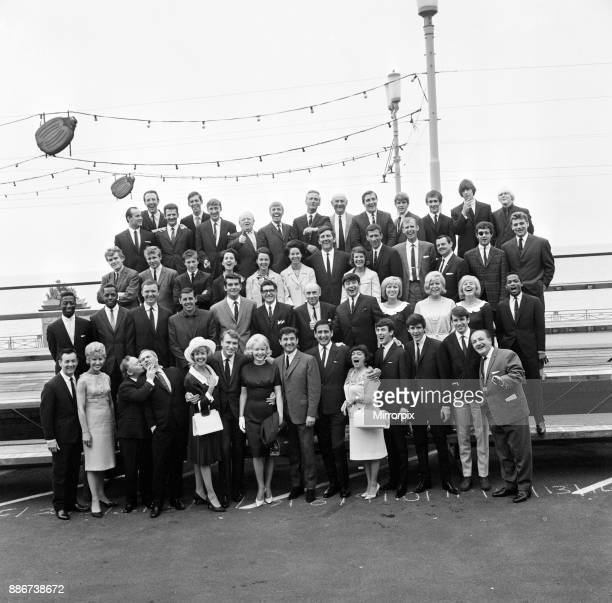 Ken Morris Joan Savage Charlie Drake Dick Emery Rosemary Squires Frank Ifield Kathy Kirby Mike and Bernie Winters Hylda Baker The Bachelors Charlie...